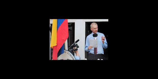 Le casse-tête Julian Assange