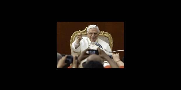 """Le """"merci"""" des sunnites au Vatican"""
