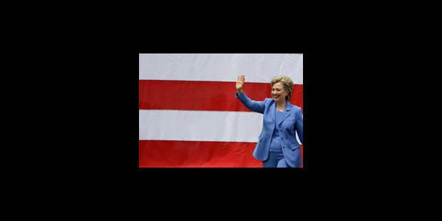 Hillary Clinton, candidate en 2016 ?