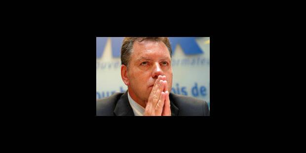 L'inspection des finances accable Alain Courtois