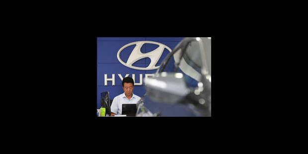 Paris attaque les pratiques de Hyundai-Kia qui se défend de tout dumping social