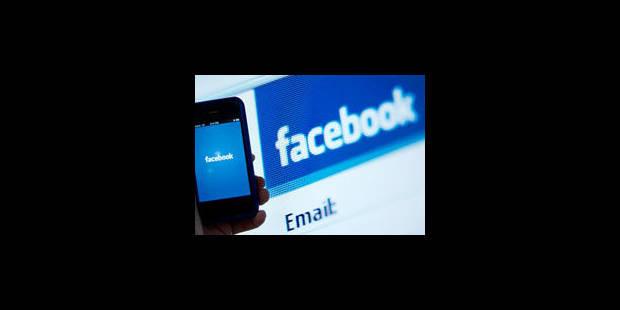 Facebook dément toute atteinte à la vie privée - La Libre