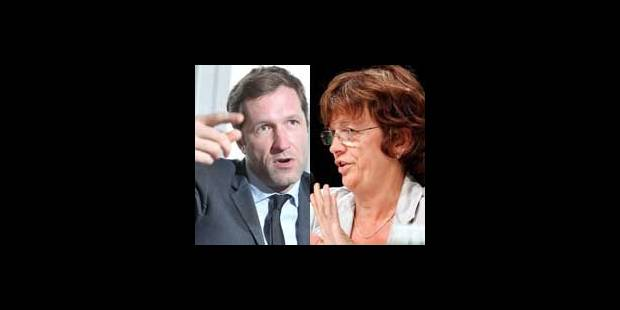 Prise de becs européenne entre Durant et Magnette - La Libre