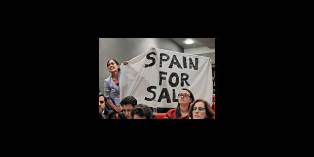 Madrid privilégie le plan B - La Libre