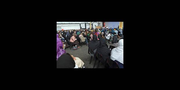 Plus de 20.000 personnes se sont rendues à la 1ère Foire musulmane de Bruxelles