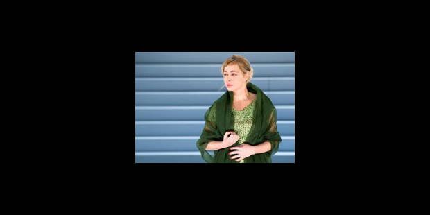 Les passions d'Emmanuelle Béart - La Libre