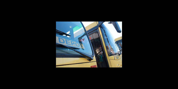 Trafic des TEC perturbé en région liégeoise - La Libre