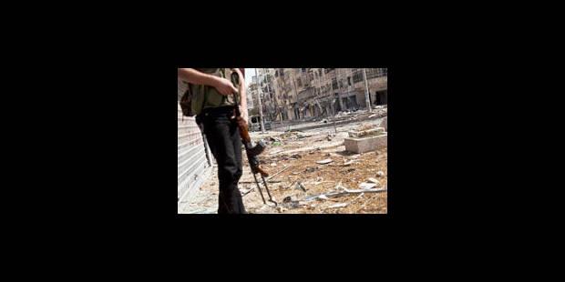 Syrie: faible espoir d'une trêve pour la fête d'Al-Adha