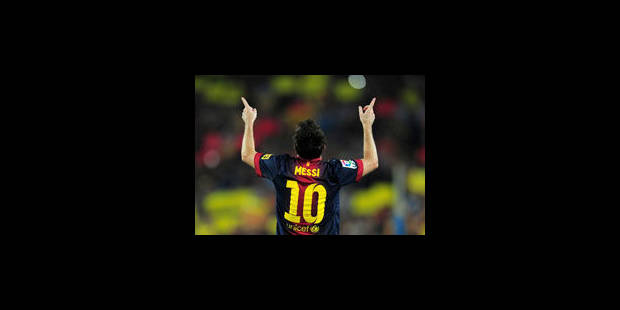 300 buts pour Messi