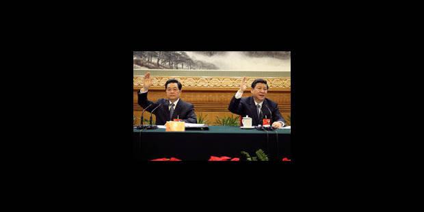 Ouverture du 18e congrès du PC chinois - La Libre