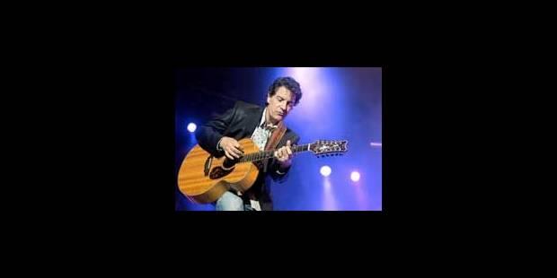 Francis Cabrel, retour à la case Bob Dylan - La Libre