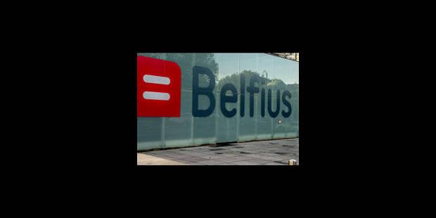 Belfius devrait échapper au couperet de la Commission - La Libre