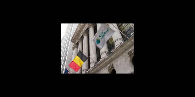 Les entreprises belges en vedette à Wall Street - La Libre
