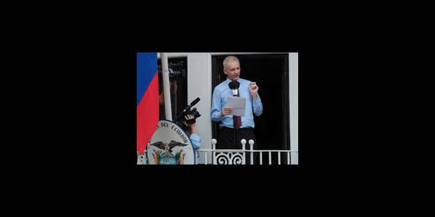 Julian Assange souffrirait d'une affection pulmonaire