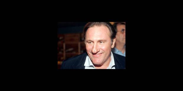 Gérard Depardieu domicilié en Belgique - La Libre