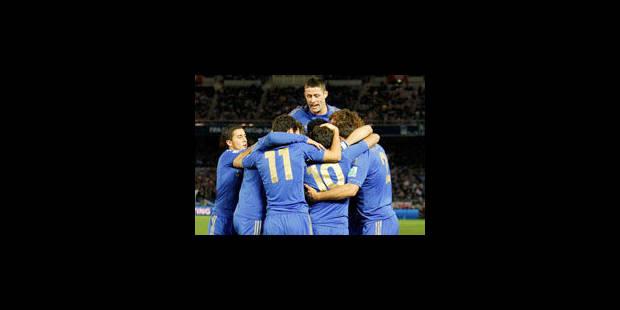 Chelsea et Eden Hazard en finale de la Coupe du monde des clubs - La Libre