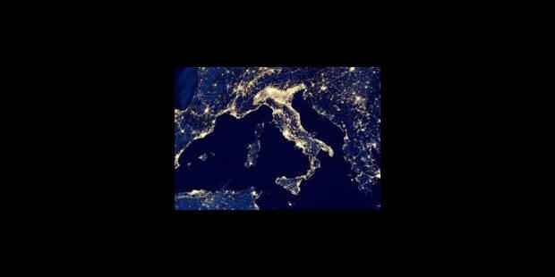 Les lumières de la Terre: belles et problématiques à la fois - La Libre