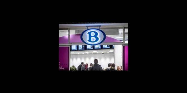 Les données privées de clients de la SNCB accessibles sur internet