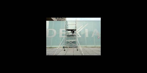 """Dexia a franchi une """"étape décisive"""""""