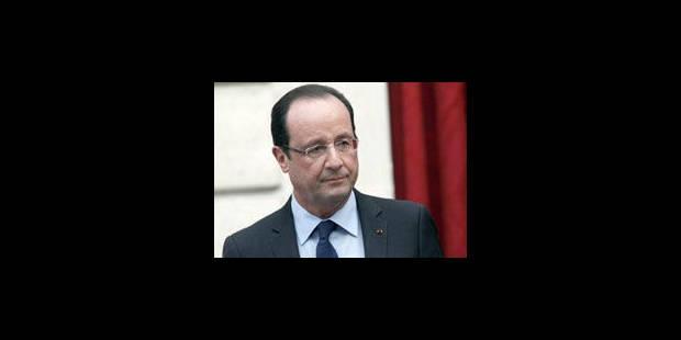 Centrafrique: Hollande appelle toutes les parties à cesser les hostilités - La Libre