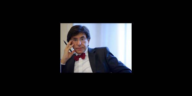 """Di Rupo: """"La N-VA est très dangereuse"""" - La Libre"""