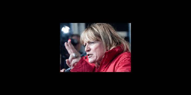 "Anne Demelenne veut ""une plus grande justice fiscale"""