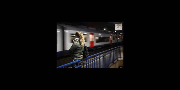 Vigilance accrue à la SNCB et Infrabel en raison des intempéries - La Libre