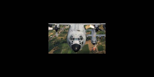 La Belgique envoie un C-130 au Mali