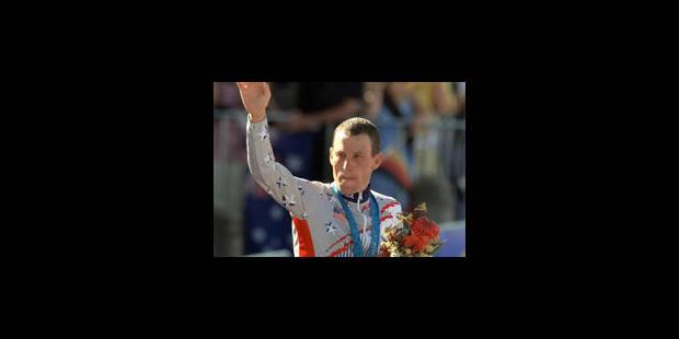 Armstrong rendra-t-il sa médaille de bronze des JO-2000 ?