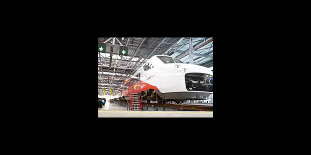 Fyra - La SNCB dément effectuer des tests avec une locomotive T-18 - La Libre