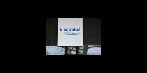 Des mesures radicales chez Electrabel ? - La Libre