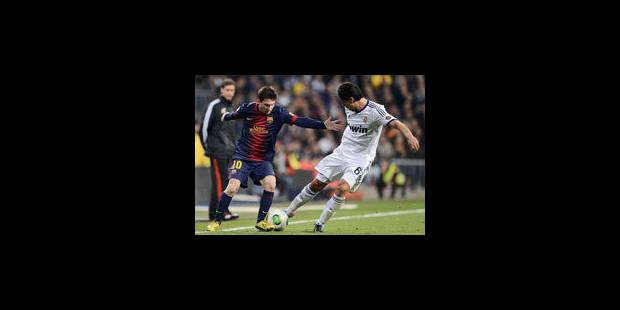 Le Barça partage l'enjeu au Real (1-1) - La Libre