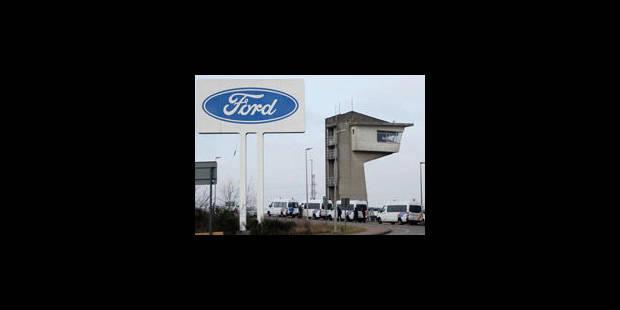 Ford Genk: les travailleurs veulent mener une action à Bruxelles