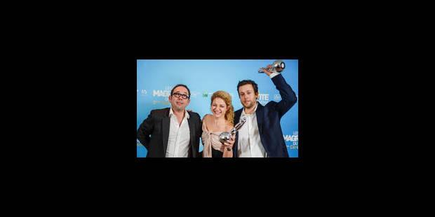 Joachim Lafosse, Emilie Dequenne et Olivier Gourmet triomphent aux Magritte - La Libre