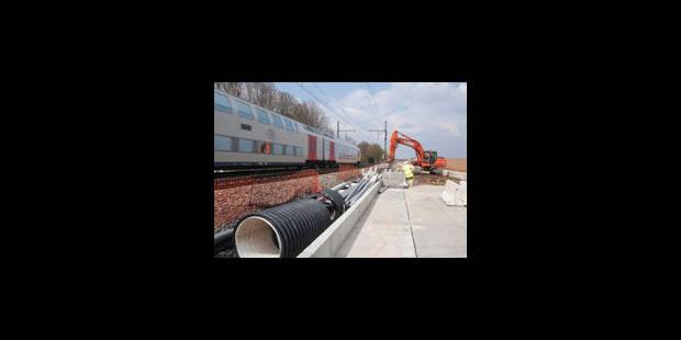 Les retards du RER critiqués - La Libre