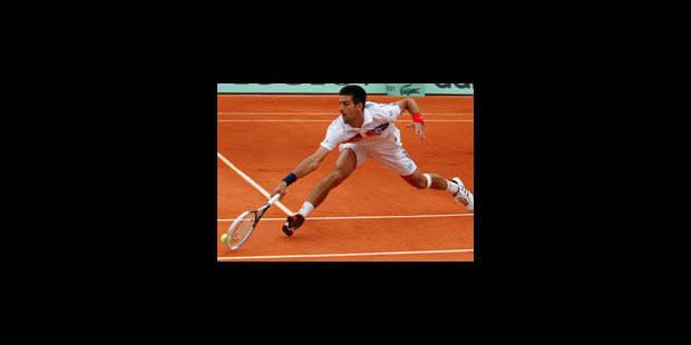 """Djokovic: """"Le pire court sur lequel on n'a jamais joué"""" - La Libre"""