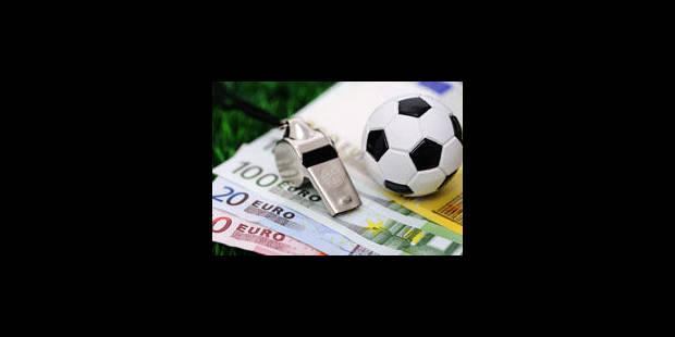 19 matches truqués en Belgique - La Libre