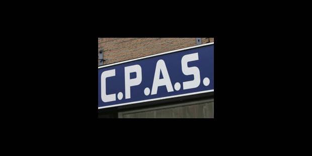 Toujours plus de Belges dépendent des CPAS - La Libre
