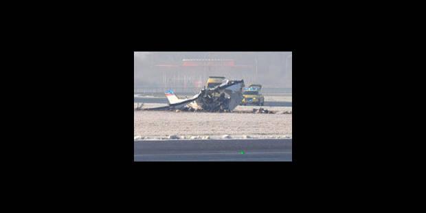 Crash de Charleroi: Le corps du pilote autopsié - La Libre