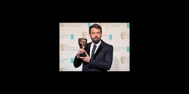 """Le film """"Argo"""" couronné à la cérémonie des Baftas"""