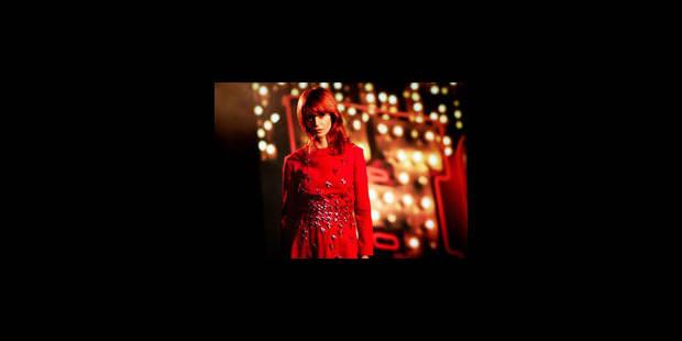 """Axelle Red: son nouvel album """"Rouge ardent"""" - La Libre"""