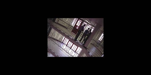 Lister les détenus selon leur dangerosité - La Libre