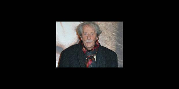Jean Rochefort prend une retraite à la Trintignant