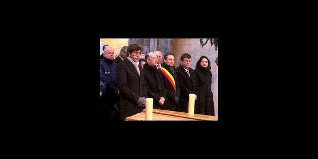 Les funérailles du cardinal Julien Ries ont eu lieu à Tournai - La Libre