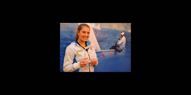 Evi Van Acker reste à la barre jusqu'à Rio'2016 - La Libre