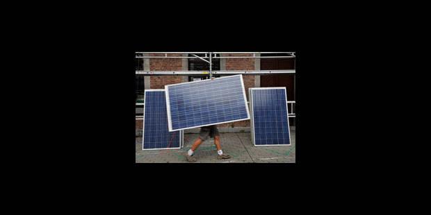 Accord sur le photovoltaïque