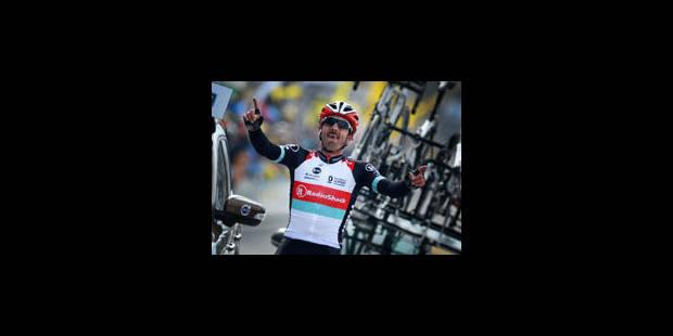 Plus de 330.000 téléspectateurs ont suivi le 97e Tour des Flandres sur la RTBF - La Libre