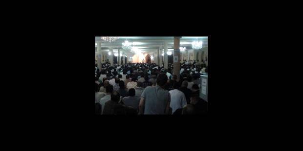 La mosquée d'Evere va fermer