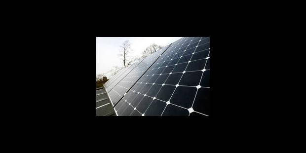 Photovoltaïque: Chute des ventes