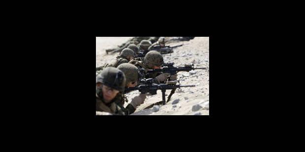 Washington et Séoul relèvent leur alerte face à la Corée du Nord - La Libre